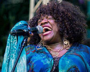 Thornetta Davis @ The Legendary Rhythm & Blues Cruise #34