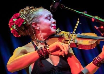 Anne Harris (Gumbo, Grits & Gravy) @ The Legendary Rhythm & Blues Cruise #34