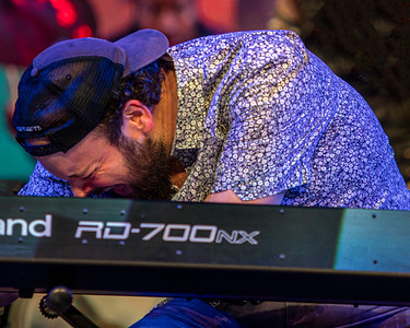 Victor Wainwright @ The Legendary Rhythm & Blues Cruise #34