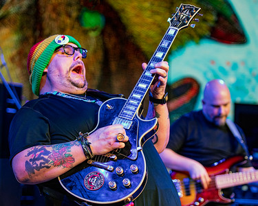 Gino Matteo @ The Legendary Rhythm & Blues Cruise #34