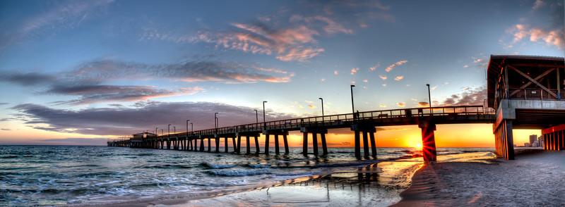Gulf State Pier Panoramic