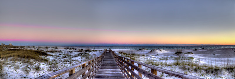 OrangeBeachPassWalkwayPanoramic