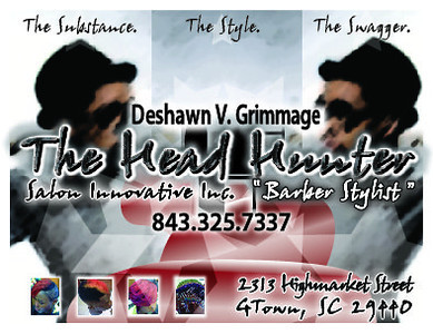Deshawn Project | Preview of Design (Sample of Draft Update) | MultiDesigner Elken D Grate | www.GrateCreations.com | 2012