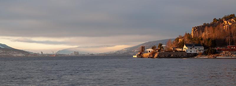 Drammensfjorden / Drammen fjord