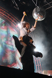 The Flaming Lips @ Bestival 2010