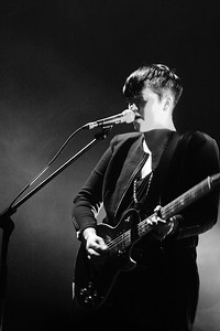 The XX @ Bestival 2010