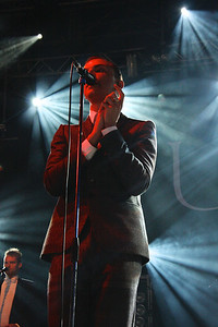 Hurts @ Bestival 2010