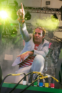 Dub Pistols @ Bestival 2012