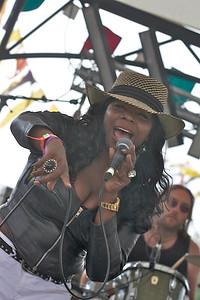 Pauline Henry @ Bestival 2012