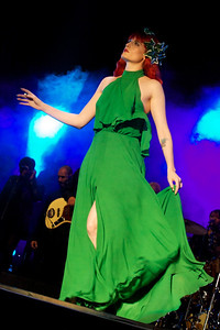 Florence and the Machine @ Bestival 2012