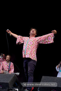 The Polyphonic Spree @ Bestival 2013