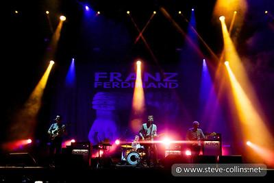 Franz Ferdinand @ Bestival 2013