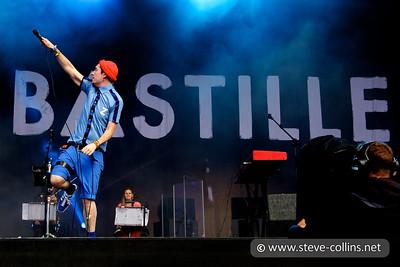 Bastille @ Bestival 2013