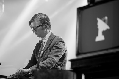 Public Service Broadcasting at Bestival 2014