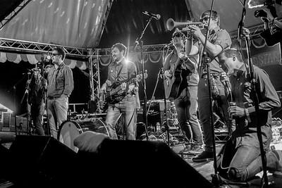 Southsea Alternative Choir at Bestival 2014