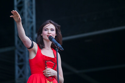 Sophie Ellis-Bextor at Bestival 2014