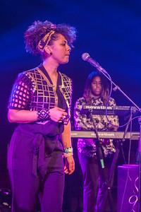 Rosaeu at Bestival 2015