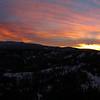 Sunrise from Benson