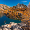 Paul Weeks Shooting in the Enchantments, Washington