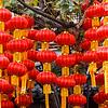 Lanterns in Shanghai, China