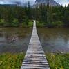 A Gloomy Day - Glacier National Park