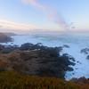 A Beautiful morning in Big Sur, California
