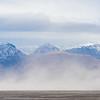 Dust in Alvord Desert