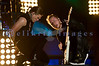 Brent Smith and Zach Myers of Shinedown close on Thursday, July 19, 2012 at t