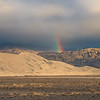 Rainbows & Thunderstorms - Death Valley, California