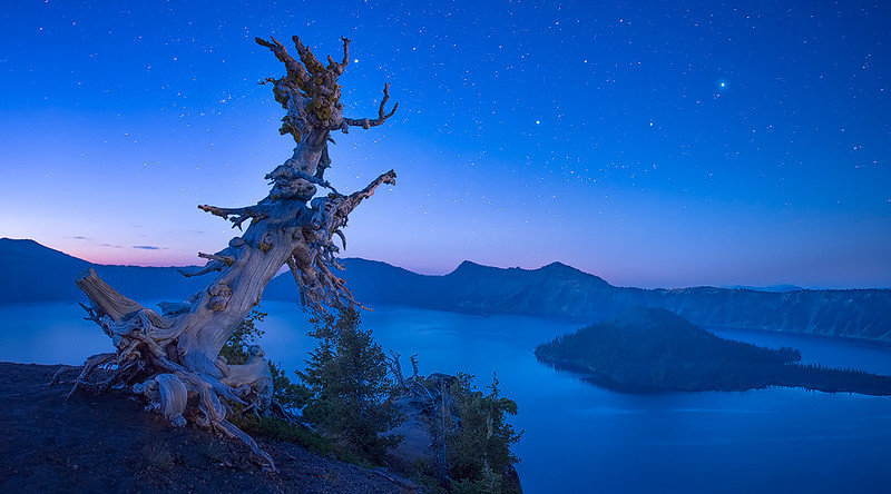 If Only Time - Crater Lake, Oregon