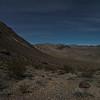 Descending Ubehebe Peak - Death Valley, California