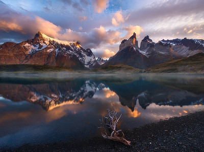 The True Divide - Patagonia, Chile