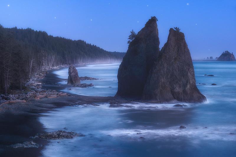 The Wild Coast - Olympic National Park, Washington