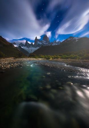 Moon Fury - Patagonia, Argentina