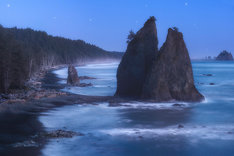 The Wild Coast - Olympic National Park, Washington