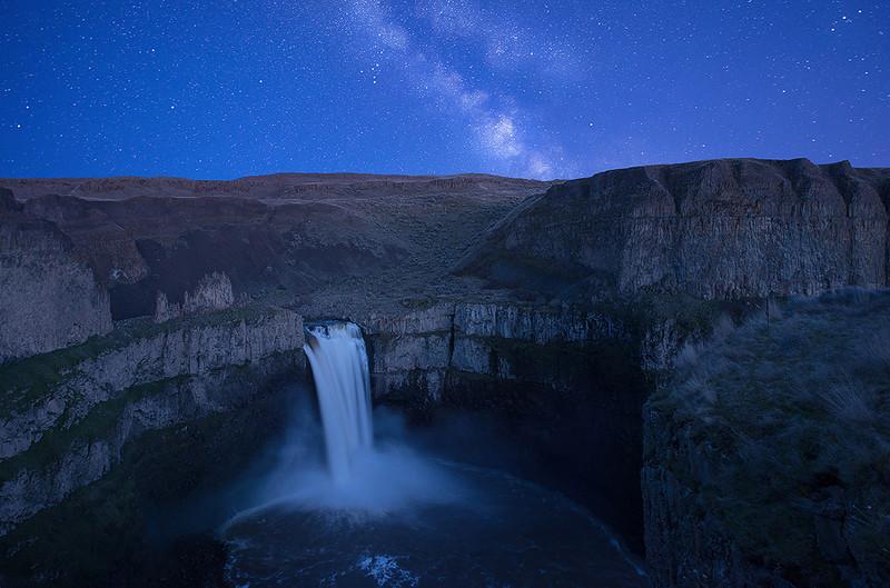 The Last Drop - Palouse Falls, Washington