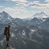 Climbing in the North Cascades of Washington