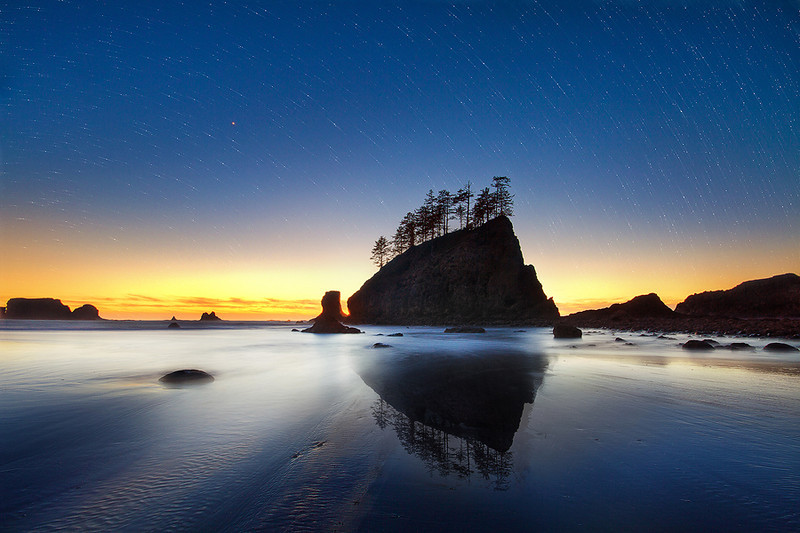 Come Join Us - Second Beach, WA from www.DaveMorrowPhotography.com   Check out my FREE Star Photography Tutorial  and  Star Photography Post Processing Video Tutorial    Ready to learn star photography? My summer star photography workshop schedule for 2014 is now up and running.Under the Stars Night Photography Workshops