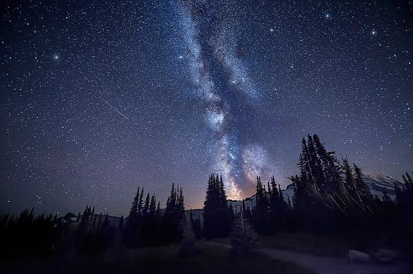 Spires - Mount Rainier, WA
