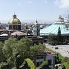 Basilica in Mexico City, Mexico