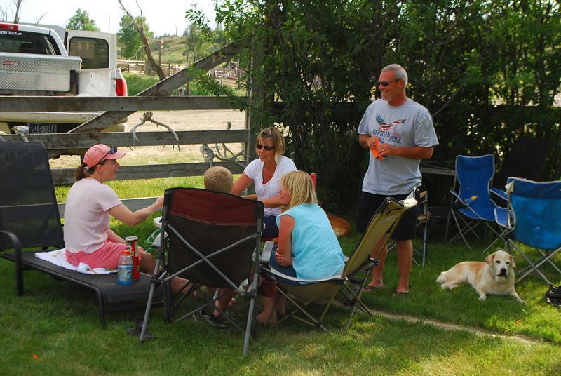 July 4 Party at Ranch 042
