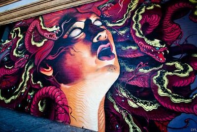 Street Art - SF The Haight