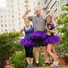Purple Tutu's at Dallas Take Step