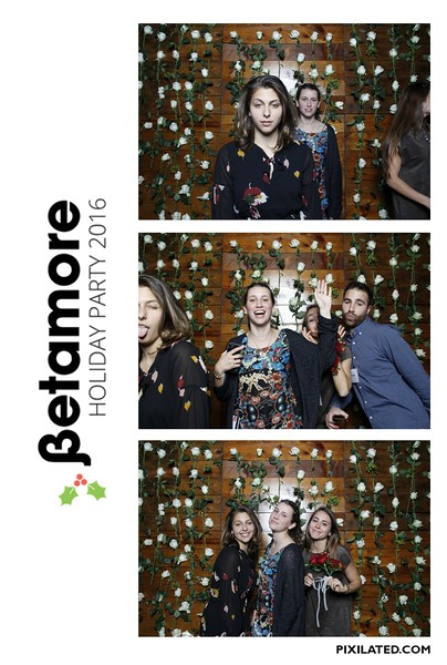 Betamore Holiday Party 12.8.16