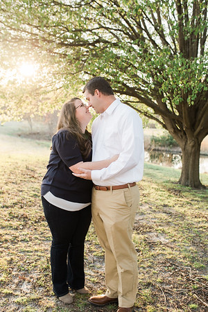Beth + Ivey Engagement Session