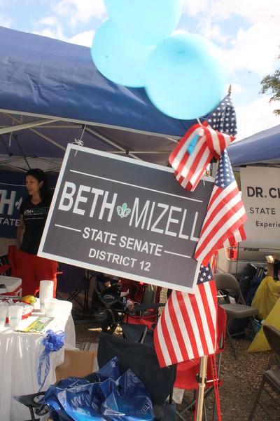 Beth Mizell Washington Parish Fair 10-23-15