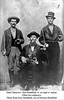 Benjamin Bandfield, Jr. on right<br /> my 2nd gr. grandfather (1846-1912)<br /> photo from Gary Bandfield