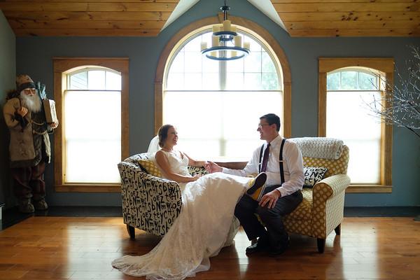 Beth & Timothy Wedding