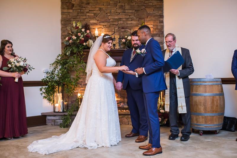 Beth and Sean Wedding  0688