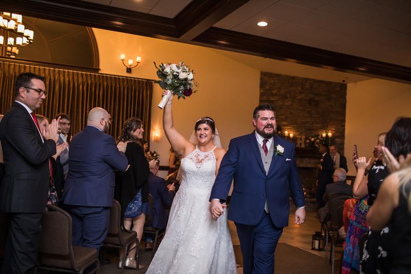 Beth and Sean Wedding  0726